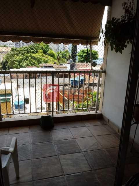 VARANDA - Apartamento 3 quartos à venda Laranjeiras, Rio de Janeiro - R$ 1.550.000 - FLAP32345 - 3