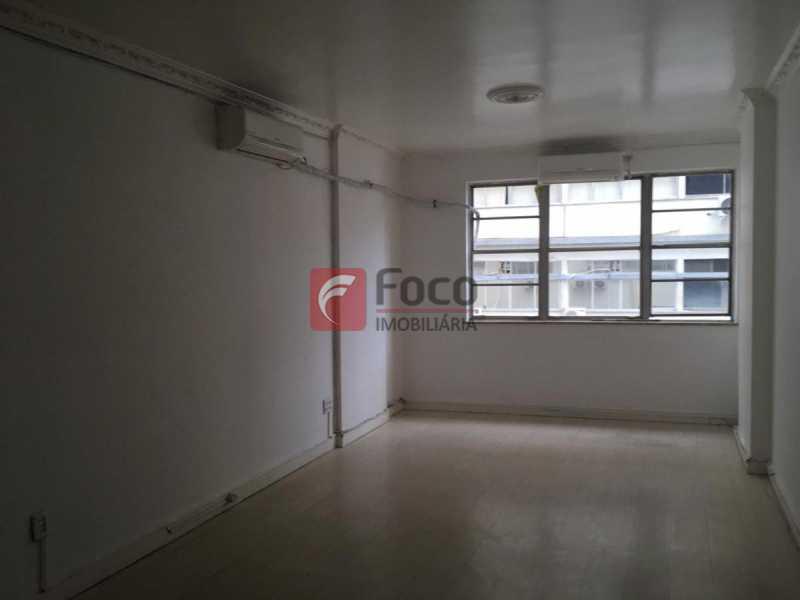 SALA - Sala Comercial 35m² à venda Rua Alcindo Guanabara,Centro, Rio de Janeiro - R$ 220.000 - FLSL00095 - 1