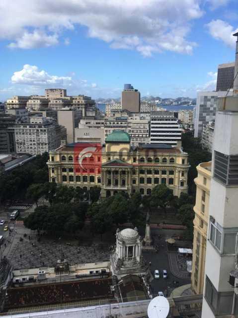 VISTA - Sala Comercial 35m² à venda Rua Alcindo Guanabara,Centro, Rio de Janeiro - R$ 220.000 - FLSL00095 - 22