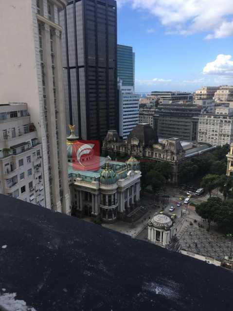 VISTA - Sala Comercial 35m² à venda Rua Alcindo Guanabara,Centro, Rio de Janeiro - R$ 220.000 - FLSL00095 - 23
