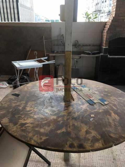 TERRAÇO - Sala Comercial 35m² à venda Rua Alcindo Guanabara,Centro, Rio de Janeiro - R$ 220.000 - FLSL00095 - 29