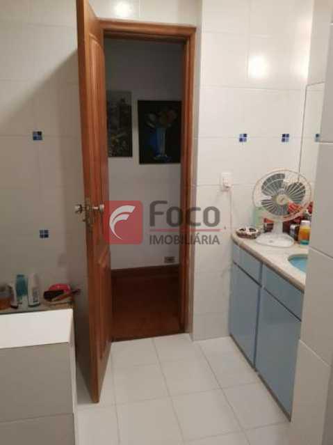 BANHEIRO - Apartamento à venda Estrada da Gávea,Gávea, Rio de Janeiro - R$ 2.180.000 - FLAP40557 - 18