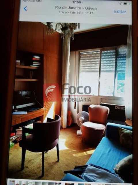 QUARTO - Apartamento à venda Estrada da Gávea,Gávea, Rio de Janeiro - R$ 2.180.000 - FLAP40557 - 16