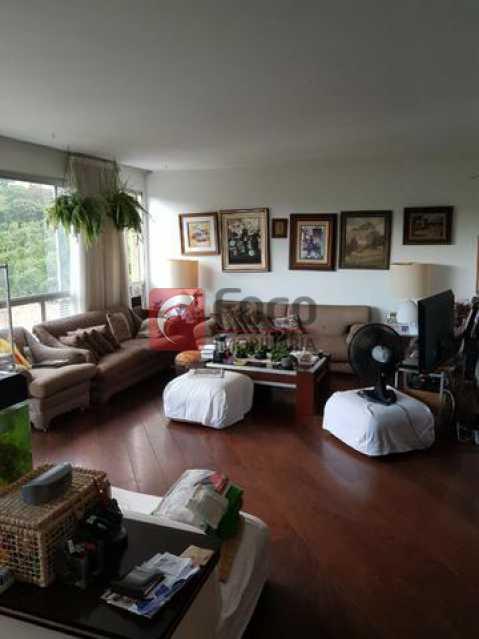 SALA - Apartamento à venda Estrada da Gávea,Gávea, Rio de Janeiro - R$ 2.180.000 - FLAP40557 - 7