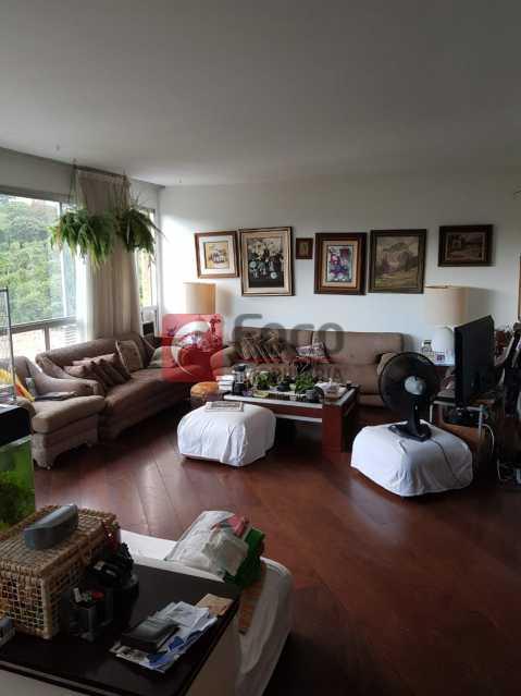 SALA - Apartamento à venda Estrada da Gávea,Gávea, Rio de Janeiro - R$ 2.180.000 - FLAP40557 - 5