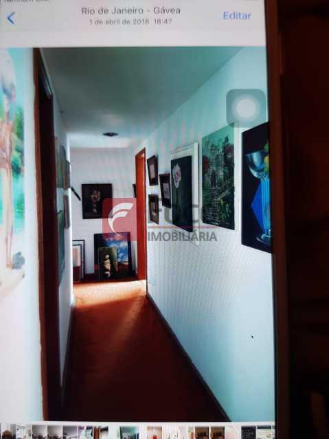 CIRCULAÇÃO - Apartamento à venda Estrada da Gávea,Gávea, Rio de Janeiro - R$ 2.180.000 - FLAP40557 - 10