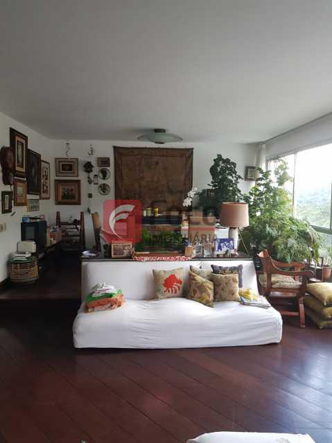 SALA - Apartamento à venda Estrada da Gávea,Gávea, Rio de Janeiro - R$ 2.180.000 - FLAP40557 - 6