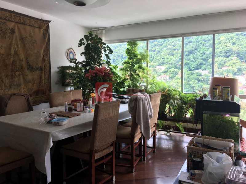 SALA - Apartamento à venda Estrada da Gávea,Gávea, Rio de Janeiro - R$ 2.180.000 - FLAP40557 - 1