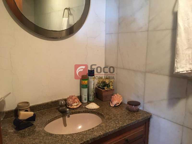LAVABO - Apartamento à venda Estrada da Gávea,Gávea, Rio de Janeiro - R$ 2.180.000 - FLAP40557 - 17