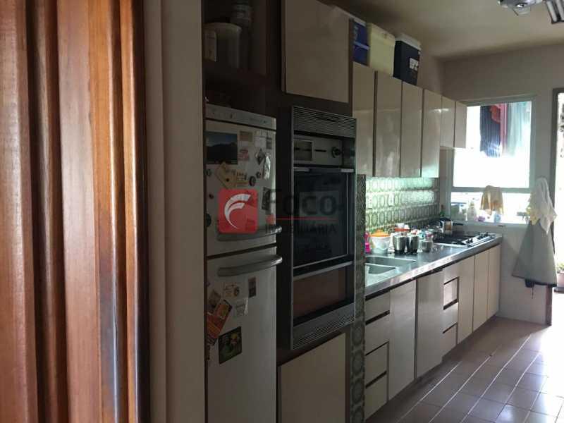 COZINHA - Apartamento à venda Estrada da Gávea,Gávea, Rio de Janeiro - R$ 2.180.000 - FLAP40557 - 21