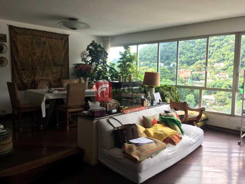 SALA - Apartamento à venda Estrada da Gávea,Gávea, Rio de Janeiro - R$ 2.180.000 - FLAP40557 - 3