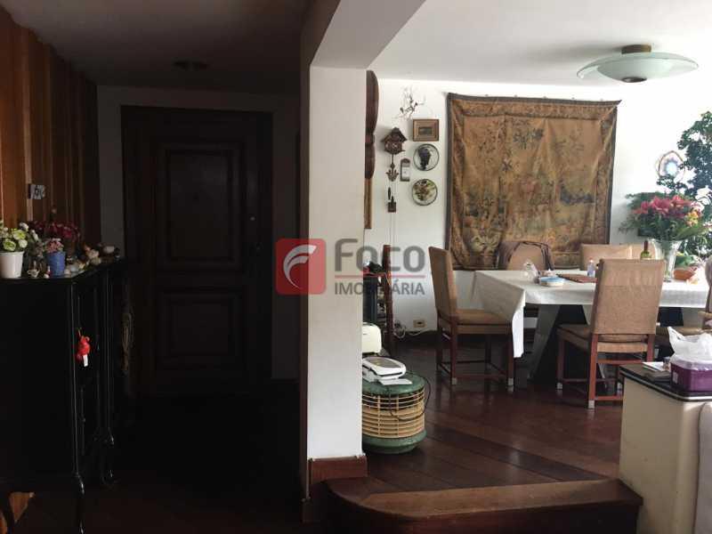 ENTRADA - Apartamento à venda Estrada da Gávea,Gávea, Rio de Janeiro - R$ 2.180.000 - FLAP40557 - 9
