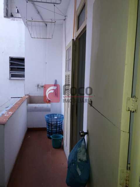 ÁREA SERVIÇO - Apartamento à venda Rua Gomes Carneiro,Ipanema, Rio de Janeiro - R$ 2.300.000 - FLAP32351 - 12