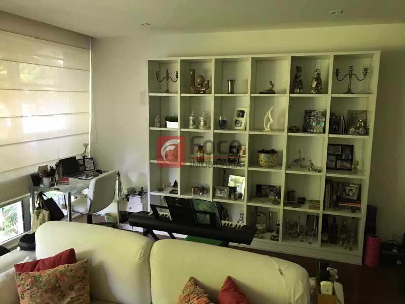 Sala - Apartamento Jardim Botânico,Rio de Janeiro,RJ À Venda,3 Quartos,127m² - JBAP31275 - 5