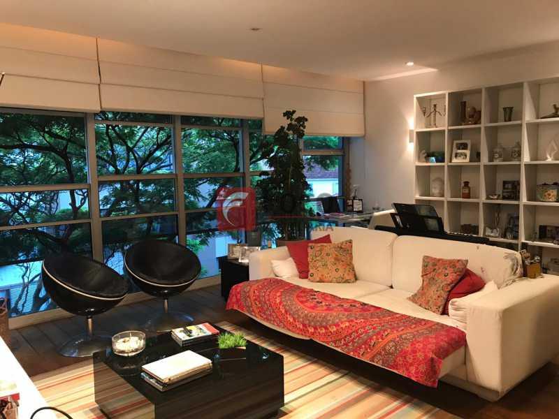 Sala - Apartamento Jardim Botânico,Rio de Janeiro,RJ À Venda,3 Quartos,127m² - JBAP31275 - 1