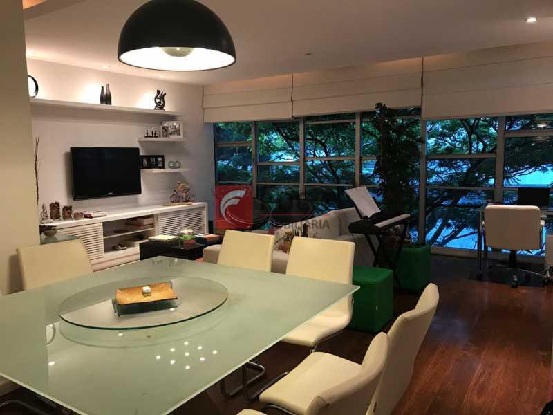 sala - Apartamento Jardim Botânico,Rio de Janeiro,RJ À Venda,3 Quartos,127m² - JBAP31275 - 3