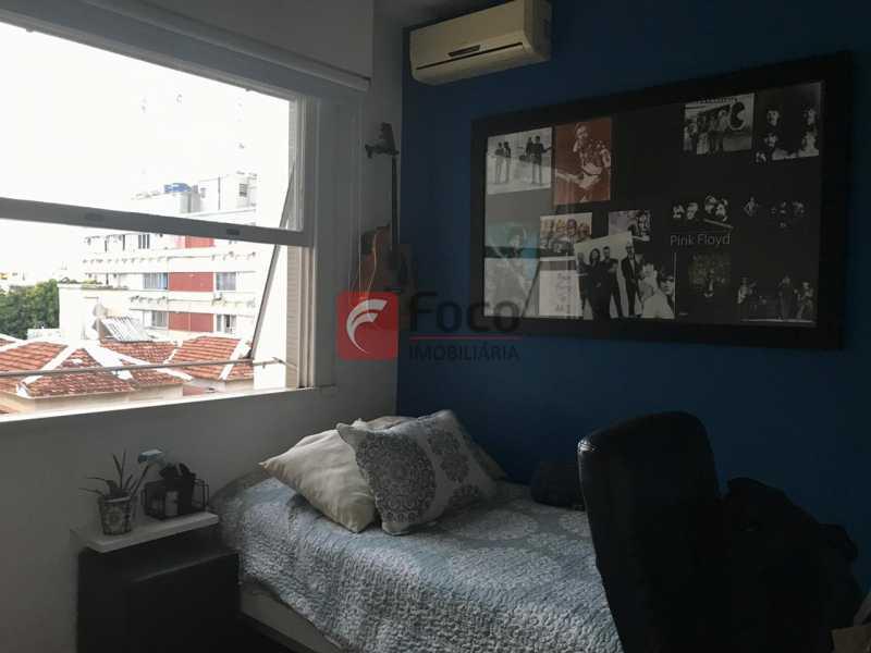Quarto 1 - Apartamento Jardim Botânico,Rio de Janeiro,RJ À Venda,3 Quartos,127m² - JBAP31275 - 8