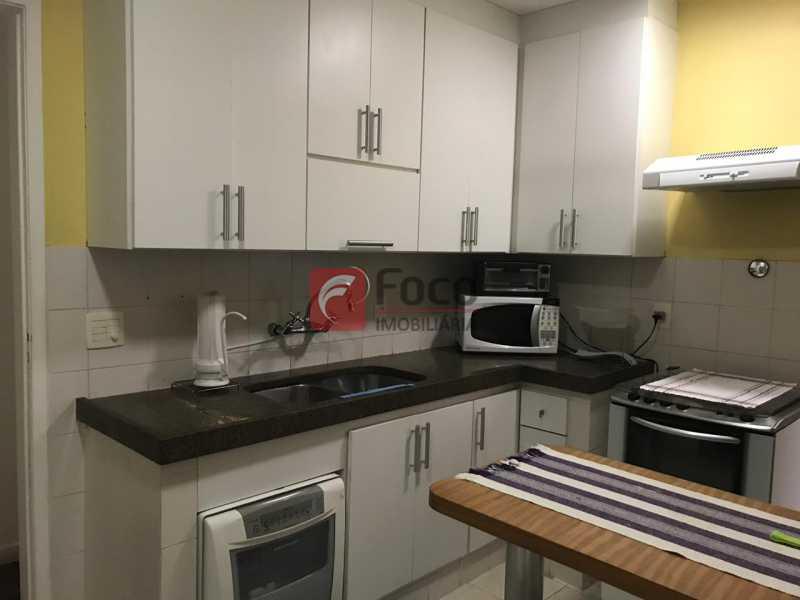 Cozinha - Apartamento Jardim Botânico,Rio de Janeiro,RJ À Venda,3 Quartos,127m² - JBAP31275 - 20