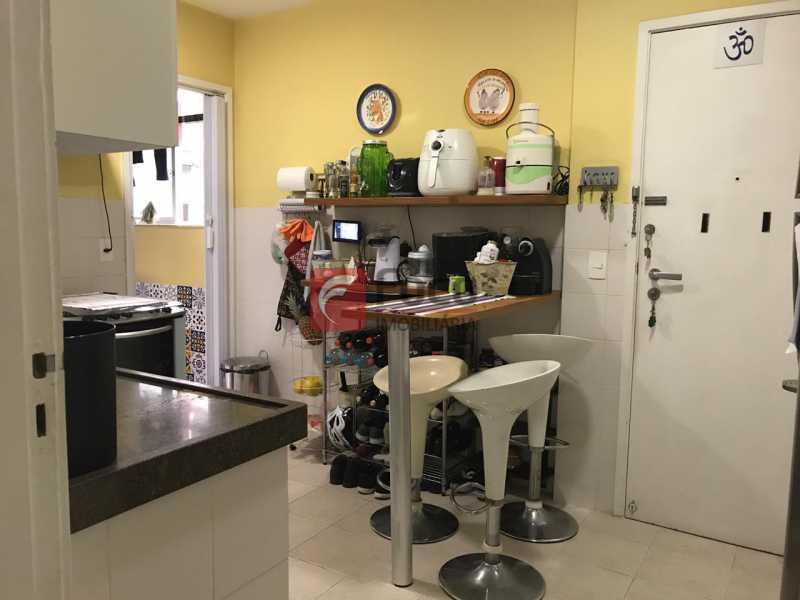 Cozinha - Apartamento Jardim Botânico,Rio de Janeiro,RJ À Venda,3 Quartos,127m² - JBAP31275 - 18