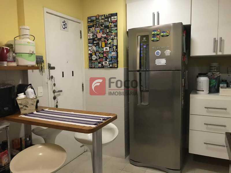 Cozinha - Apartamento Jardim Botânico,Rio de Janeiro,RJ À Venda,3 Quartos,127m² - JBAP31275 - 19