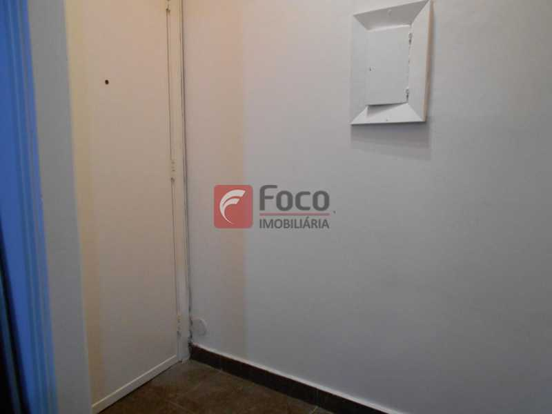 HALL ENTRADA - Apartamento à venda Rua Paissandu,Flamengo, Rio de Janeiro - R$ 700.000 - FLAP11341 - 16