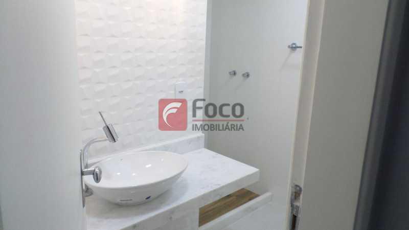 BANHEIRO SOCIAL - Apartamento À Venda - Flamengo - Rio de Janeiro - RJ - FLAP32357 - 13