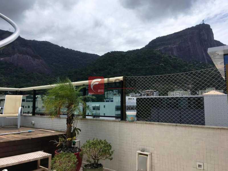 4 - Cobertura à venda Rua Jardim Botânico,Jardim Botânico, Rio de Janeiro - R$ 2.450.000 - JBCO30162 - 15
