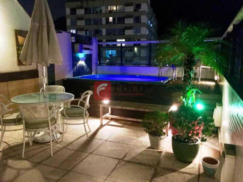 8 - Cobertura à venda Rua Jardim Botânico,Jardim Botânico, Rio de Janeiro - R$ 2.450.000 - JBCO30162 - 10