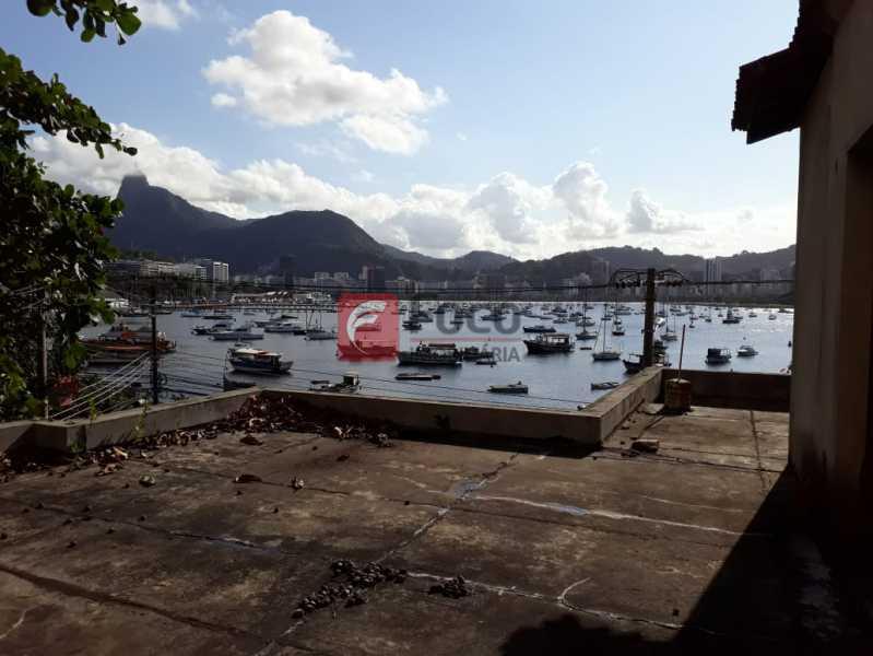 Terraço - Casa 3 quartos à venda Urca, Rio de Janeiro - R$ 3.500.000 - JBCA30033 - 5