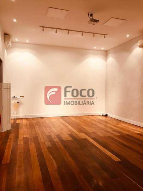 SALÃO - Casa Comercial 332m² à venda Rua São Clemente,Botafogo, Rio de Janeiro - R$ 4.250.000 - FLCC50001 - 3