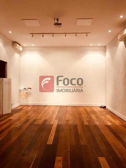 SALÃO - Casa Comercial 332m² à venda Rua São Clemente,Botafogo, Rio de Janeiro - R$ 4.250.000 - FLCC50001 - 4