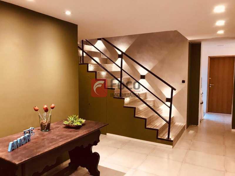 HALL OU RECEPÇÃO - Casa Comercial 332m² à venda Rua São Clemente,Botafogo, Rio de Janeiro - R$ 4.250.000 - FLCC50001 - 1