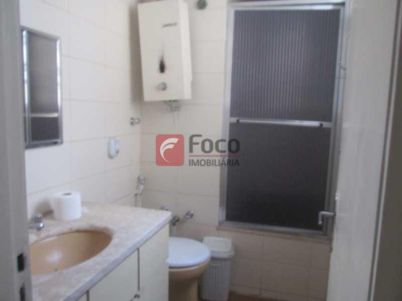 banheiro suite - Cobertura à venda Rua Voluntários da Pátria,Botafogo, Rio de Janeiro - R$ 1.750.000 - JBCO50014 - 17