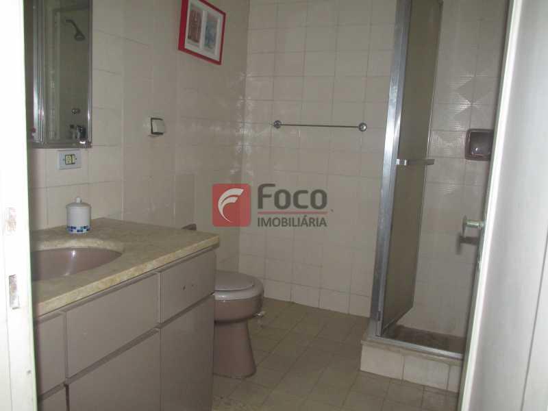 banheiro suite - Cobertura à venda Rua Voluntários da Pátria,Botafogo, Rio de Janeiro - R$ 1.750.000 - JBCO50014 - 18