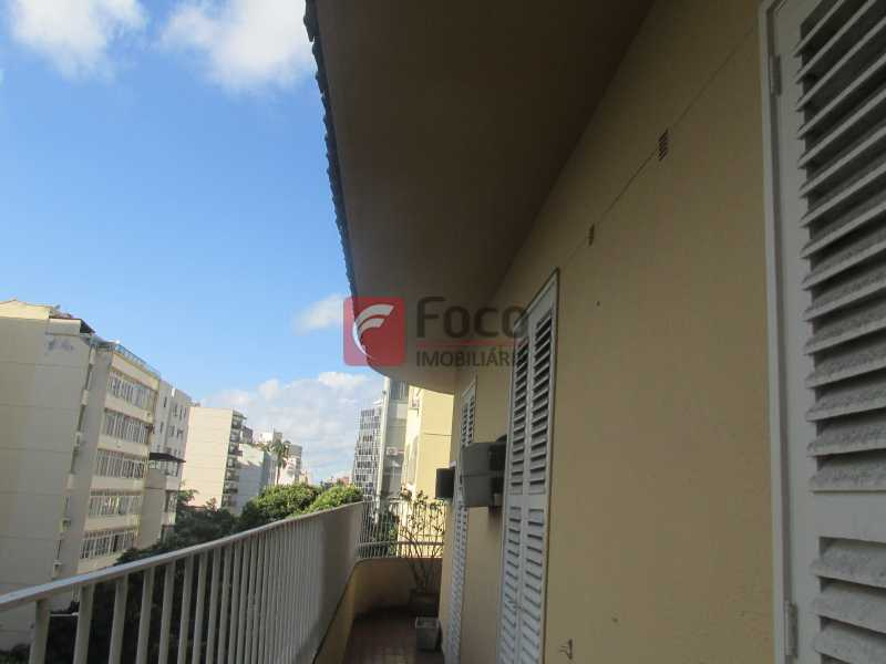 varanda - Cobertura à venda Rua Voluntários da Pátria,Botafogo, Rio de Janeiro - R$ 1.750.000 - JBCO50014 - 20