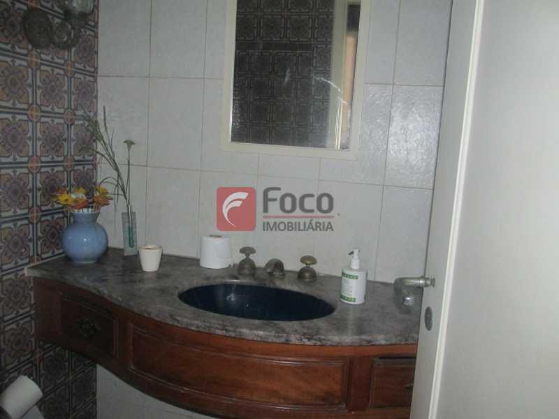 lavabo - Cobertura à venda Rua Voluntários da Pátria,Botafogo, Rio de Janeiro - R$ 1.750.000 - JBCO50014 - 21