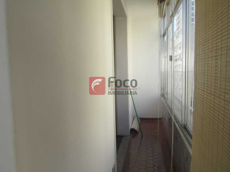 parte da varanda fechada - Cobertura à venda Rua Voluntários da Pátria,Botafogo, Rio de Janeiro - R$ 1.750.000 - JBCO50014 - 22