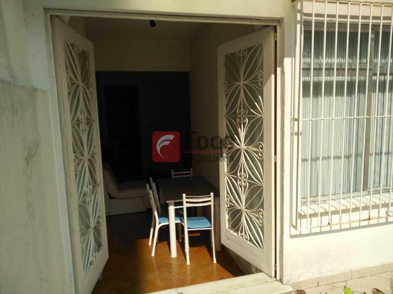 ACESSO ÁREA EXTERNA - Apartamento à venda Rua Almirante Tamandaré,Flamengo, Rio de Janeiro - R$ 480.000 - FLAP11352 - 1