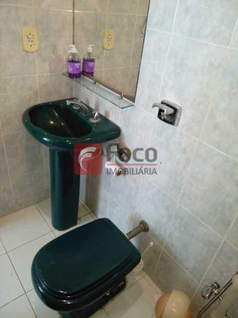 BANHEIRO SOCIAL - Apartamento à venda Rua Almirante Tamandaré,Flamengo, Rio de Janeiro - R$ 480.000 - FLAP11352 - 17