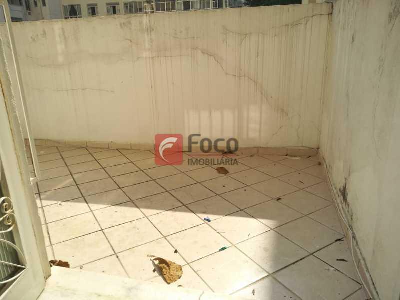 ÁREA EXTERNA - Apartamento à venda Rua Almirante Tamandaré,Flamengo, Rio de Janeiro - R$ 480.000 - FLAP11352 - 26