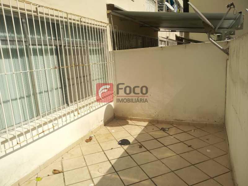 ÁREA EXTERNA - Apartamento à venda Rua Almirante Tamandaré,Flamengo, Rio de Janeiro - R$ 480.000 - FLAP11352 - 24
