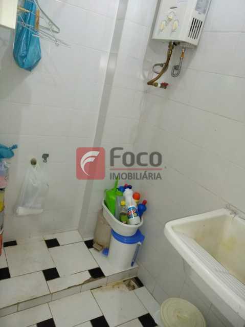 ÁREA SERVIÇO - Apartamento à venda Rua Almirante Tamandaré,Flamengo, Rio de Janeiro - R$ 480.000 - FLAP11352 - 29