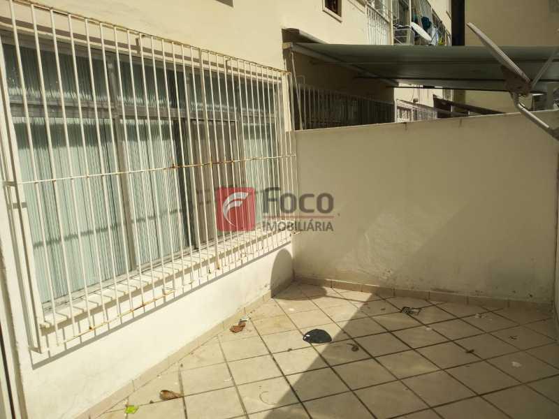 ÁREA EXTERNA - Apartamento à venda Rua Almirante Tamandaré,Flamengo, Rio de Janeiro - R$ 480.000 - FLAP11352 - 4