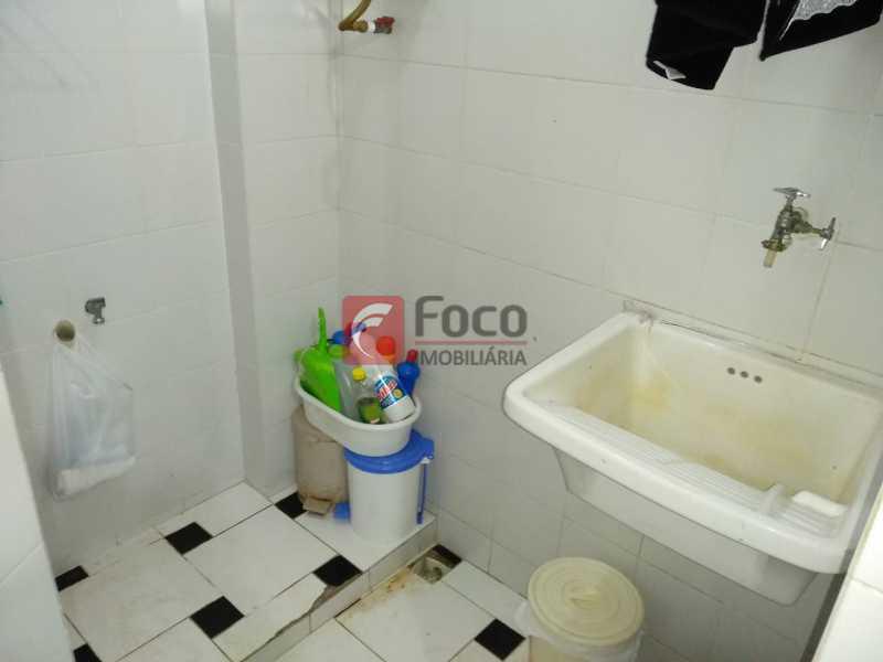 ÁREA SERVIÇO - Apartamento à venda Rua Almirante Tamandaré,Flamengo, Rio de Janeiro - R$ 480.000 - FLAP11352 - 22
