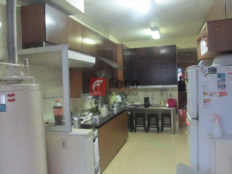 cozinha - Apartamento À Venda - Jardim Botânico - Rio de Janeiro - RJ - JBAP40347 - 19