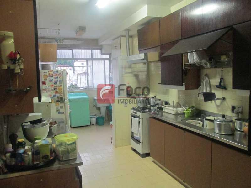 cozinha - Apartamento À Venda - Jardim Botânico - Rio de Janeiro - RJ - JBAP40347 - 20