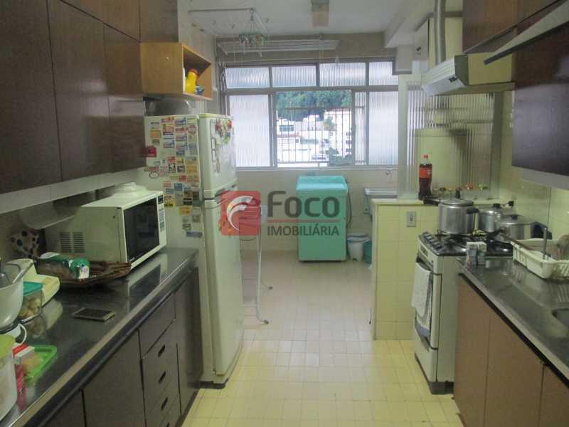 cozinha - Apartamento À Venda - Jardim Botânico - Rio de Janeiro - RJ - JBAP40347 - 21
