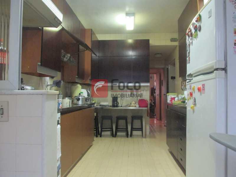 cozinha - Apartamento À Venda - Jardim Botânico - Rio de Janeiro - RJ - JBAP40347 - 22