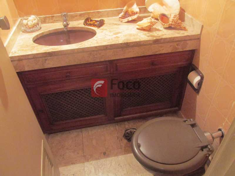 lavabo - Apartamento À Venda - Jardim Botânico - Rio de Janeiro - RJ - JBAP40347 - 10