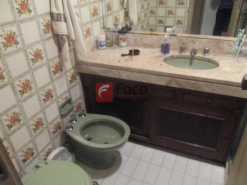 banheiro social - Apartamento À Venda - Jardim Botânico - Rio de Janeiro - RJ - JBAP40347 - 18